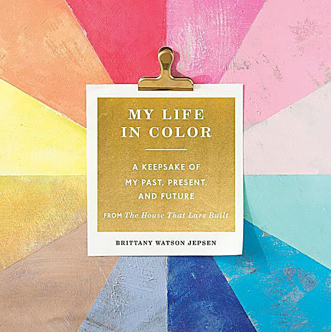 Image of My Life in Color (Guided Journal): A Keepsake of My Past, Present, and Future