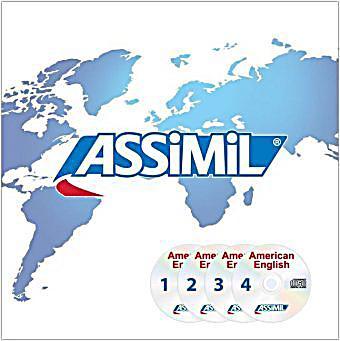 Image of ASSiMiL Amerikanisch ohne Mühe - Audio-CDs