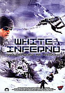 Image of White Inferno - Snowboarder am Abgrund
