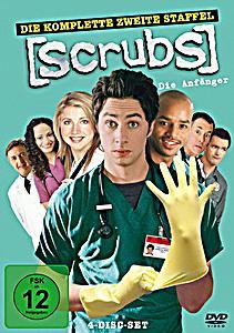Image of Scrubs: Die Anfänger - Die komplette zweite Staffel