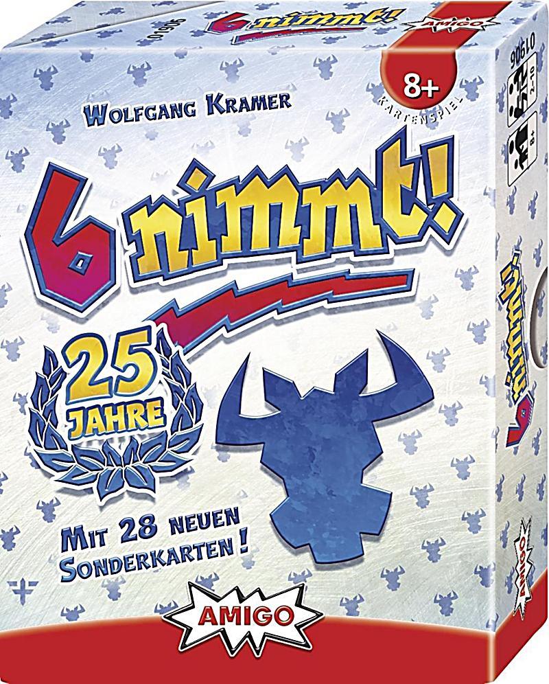 Image of 6 nimmt! - 25 Jahre (Kartenspiel)