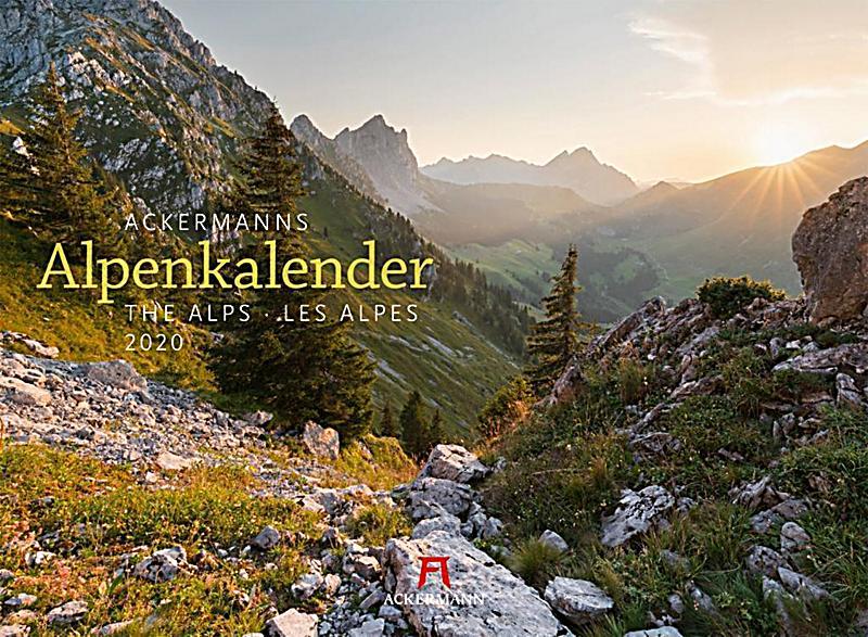 Image of Ackermanns Alpenkalender 2020