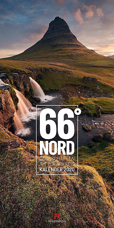 Image of 66 Grad Nord - Landschaften am Polarkreis 2020