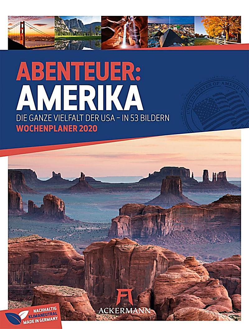 Image of Abenteuer Amerika 2020