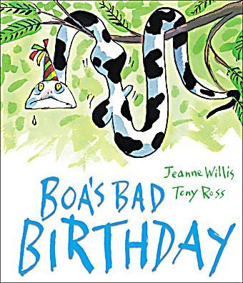 Image of Boa's Bad Birthday