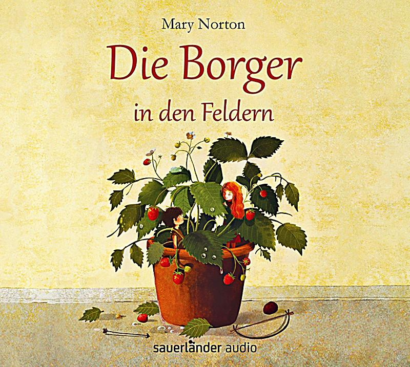 Image of Die Borger in den Feldern, 5 CDs