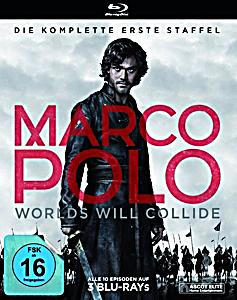 Image of Marco Polo Bluray Box
