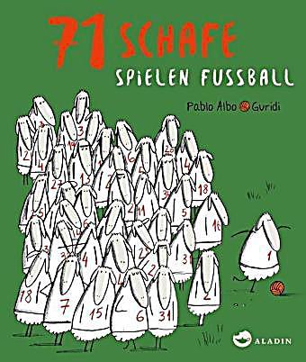Image of 71 Schafe spielen Fussball