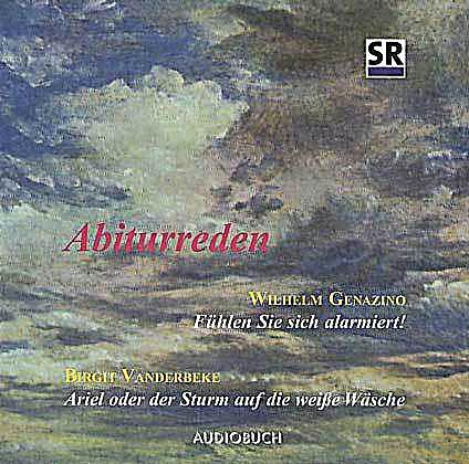 Image of Abiturreden, 1 Audio-CD