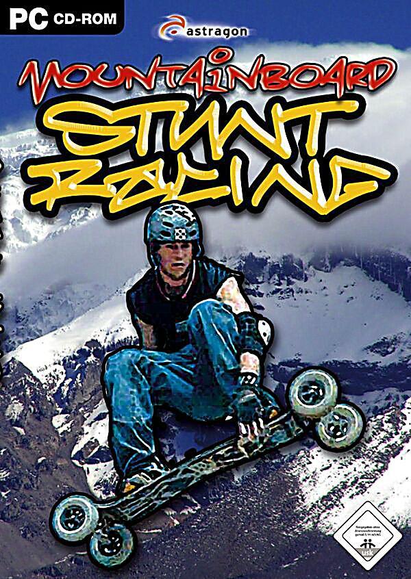 Image of Mountainboard Stunt Racing