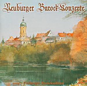 Image of 56.Neuburger Barock-Konzerte 2003