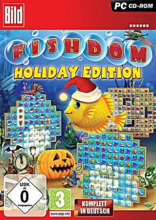 Image of Bild: Fishdom - Holiday Edition