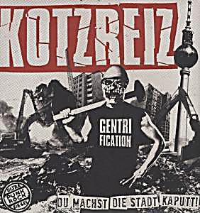 Image of Du Machst Die Stadt Kaputt (Vinyl)