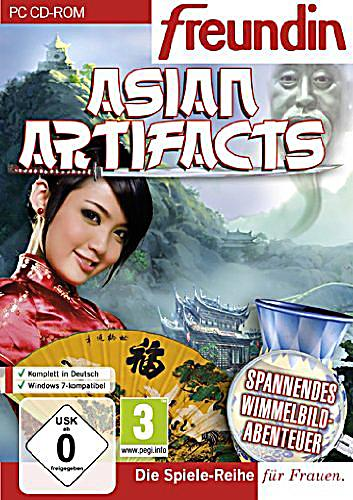 Image of Asian Artifacts