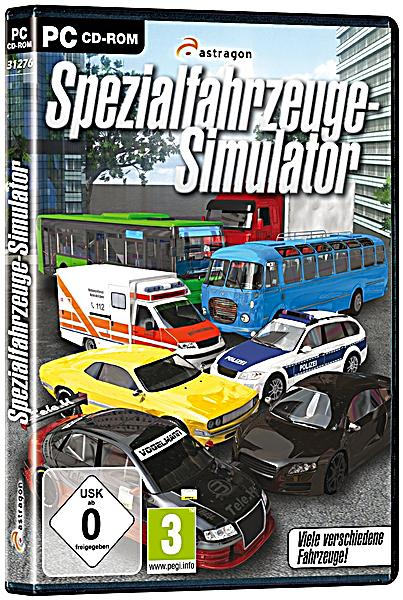 Image of Spezialfahrzeuge-Simulator