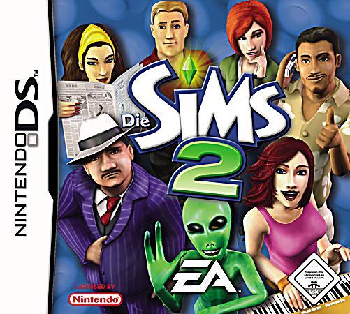 Image of Die Sims 2