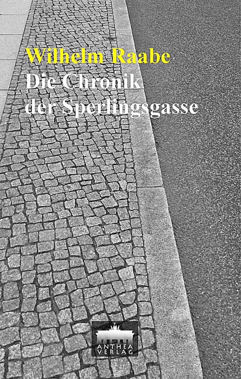 Image of Die Chronik der Sperlingsgasse