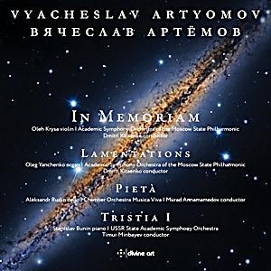 Image of Artyomov: Orchesterwerke