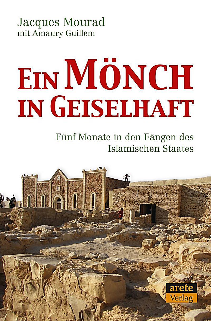 Image of Ein Mönch in Geiselhaft