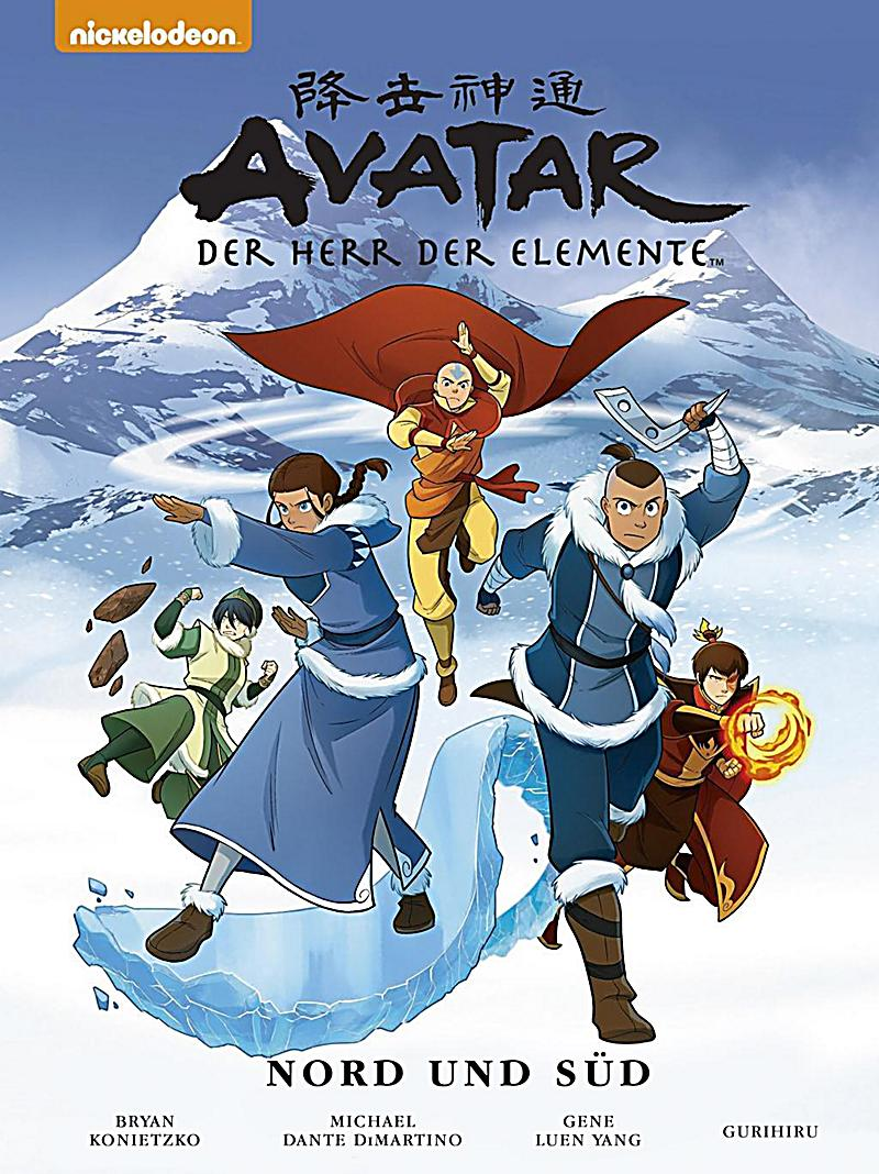 Image of Avatar - Der Herr der Elemente (Premium) Nord und Süd