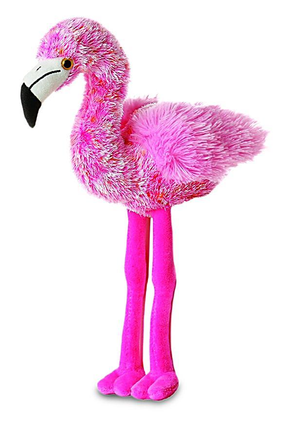 Image of 13289 Mini Flopsie-Flavia Flamingo, ca. 20,5 cm