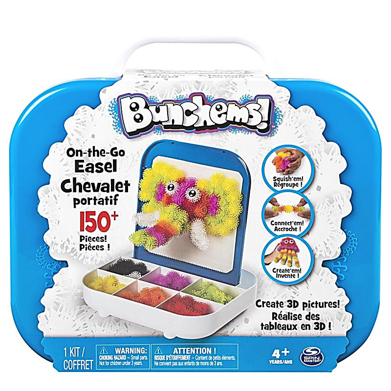Image of Bunchems! On-the-Go Easel