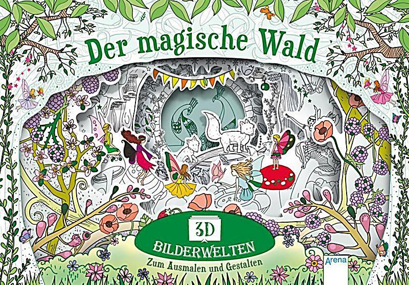 Image of 3D Bilderwelten. Der magische Wald