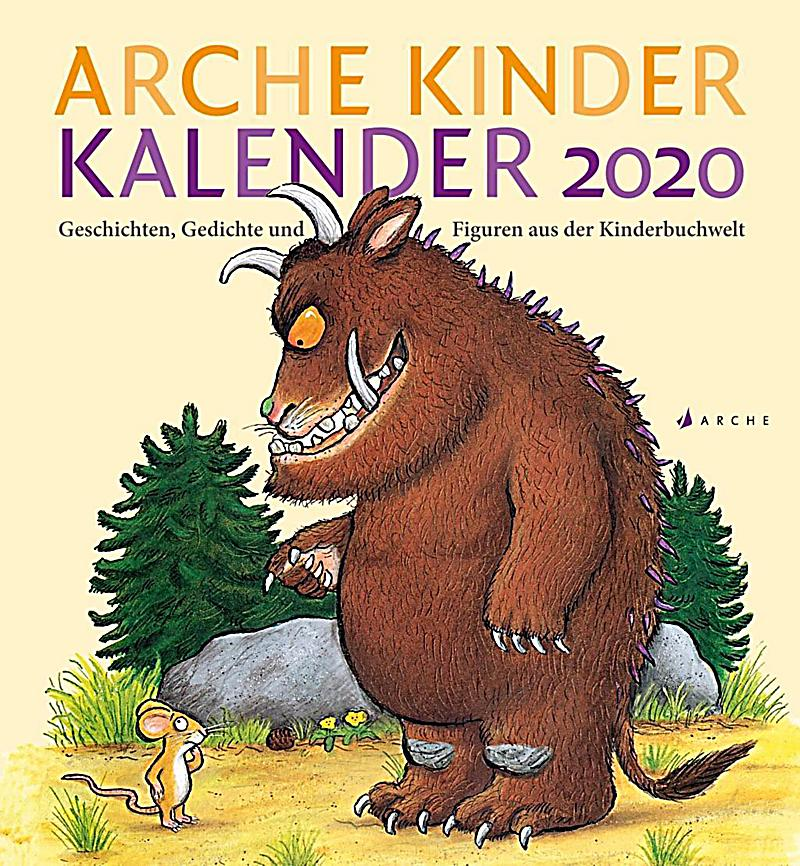 Image of Arche Kinder Kalender 2020