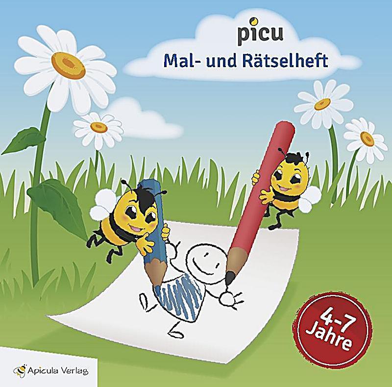 Image of Picu Mal- und Rätselheft