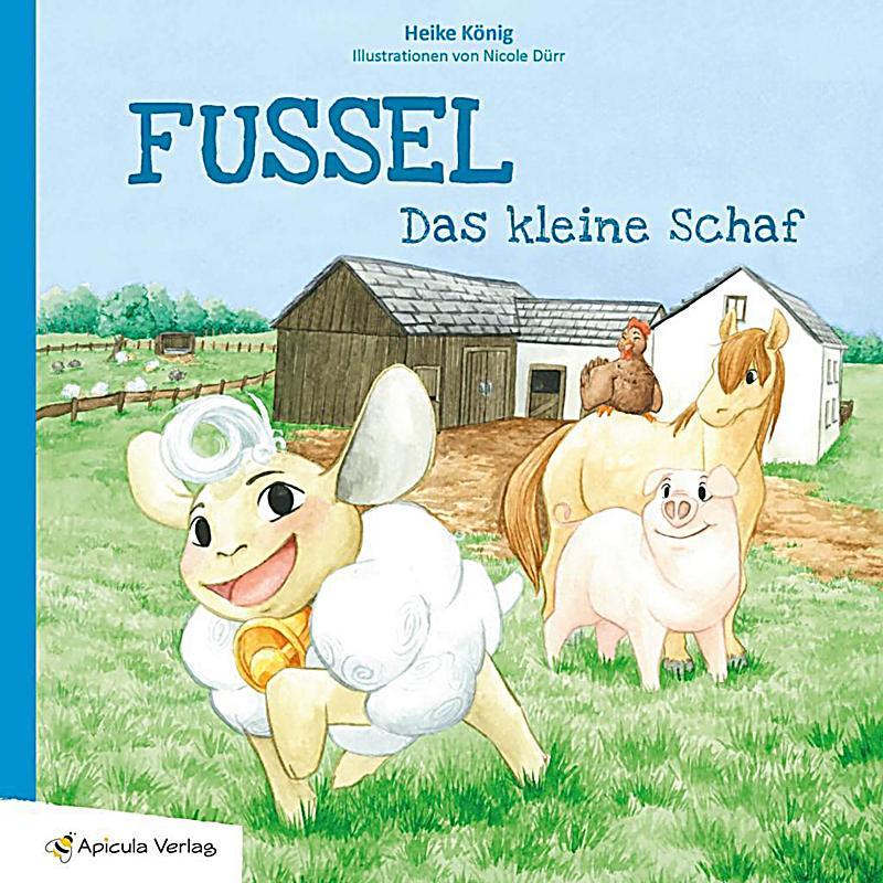 Image of Fussel, das kleine Schaf