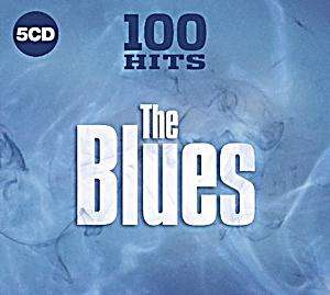 Image of 100 Hits-The Blues