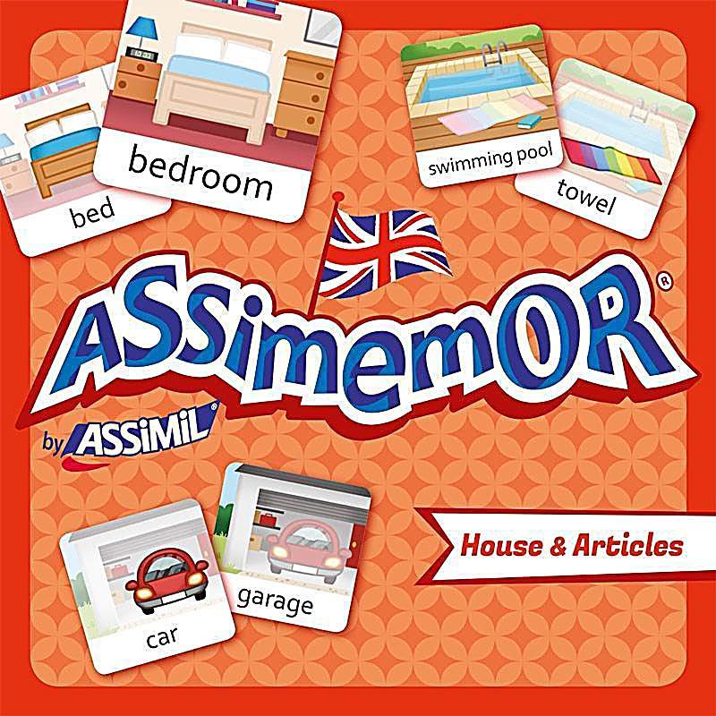 Image of Assimemor, House & Articles (Kinderspiel)