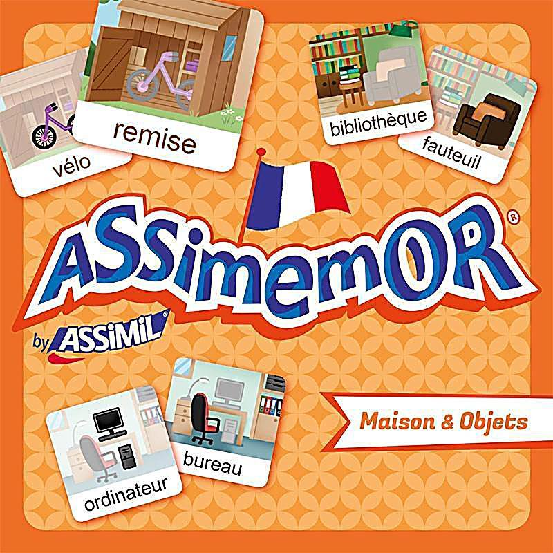 Image of Assimemor, Maison & Objets (Kinderspiel)