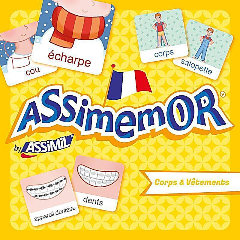 Image of Assimemor, Corps & Vetements (Kinderspiel)