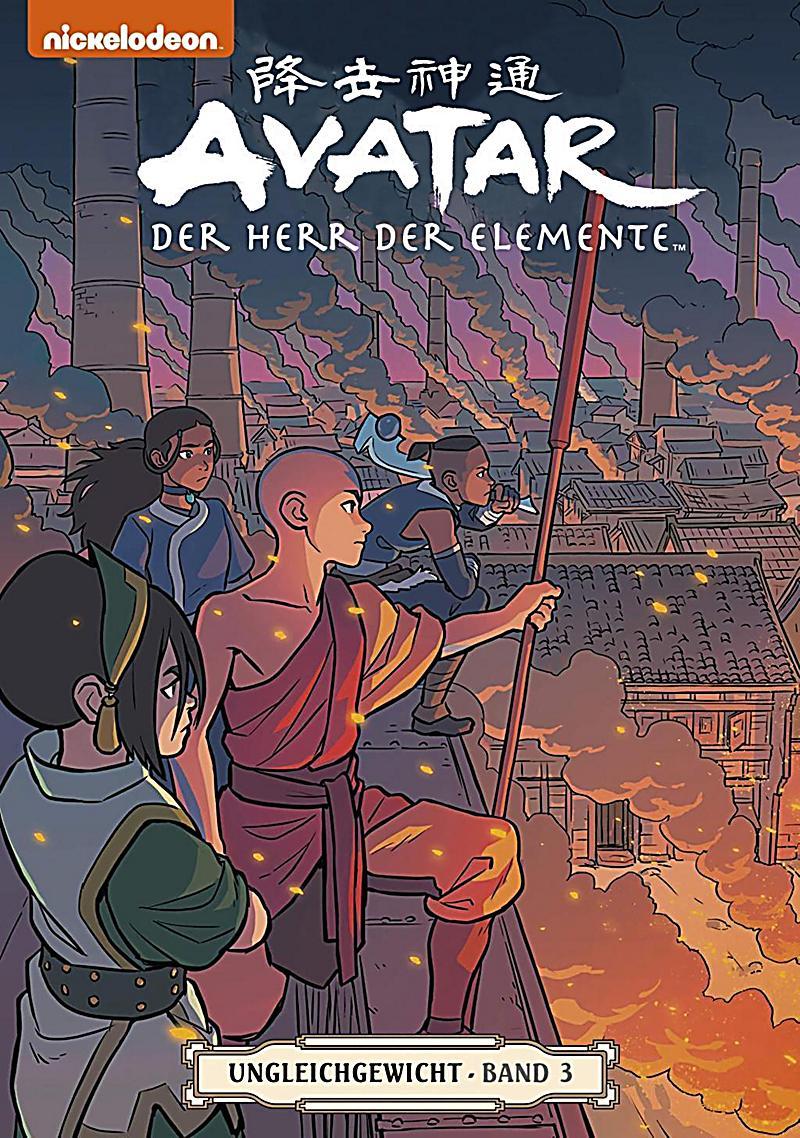 Image of Avatar - Der Herr der Elemente - Ungleichgewicht
