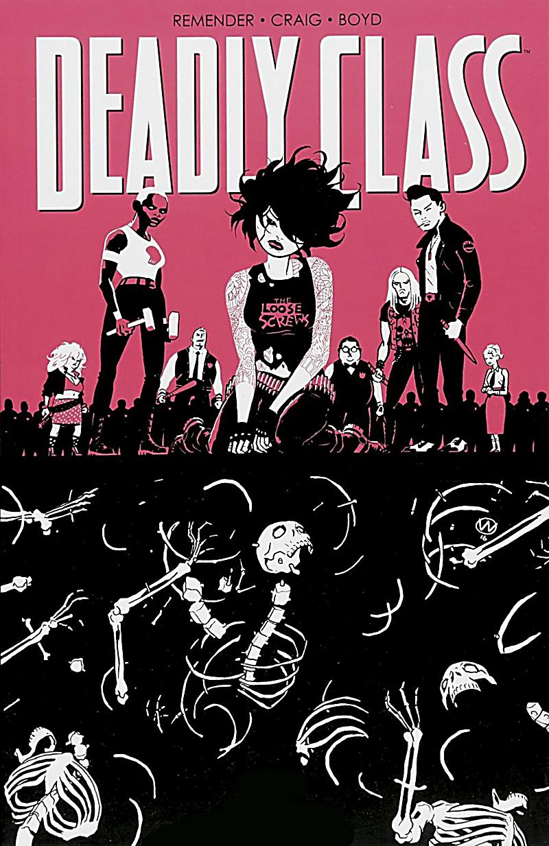 Image of Deadly Class: Karussell