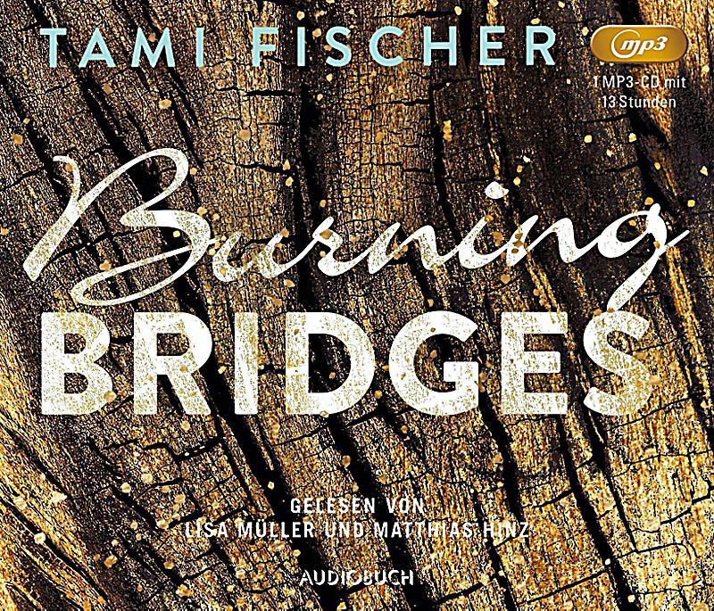 Image of Burning Bridges, 1 MP3-CD