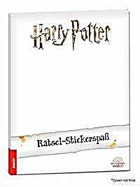Image of Harry Potter (TM) - Rätsel-Stickerspaß
