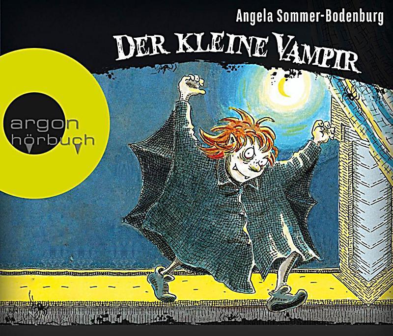 Image of Der kleine Vampir, 3 Audio-CDs