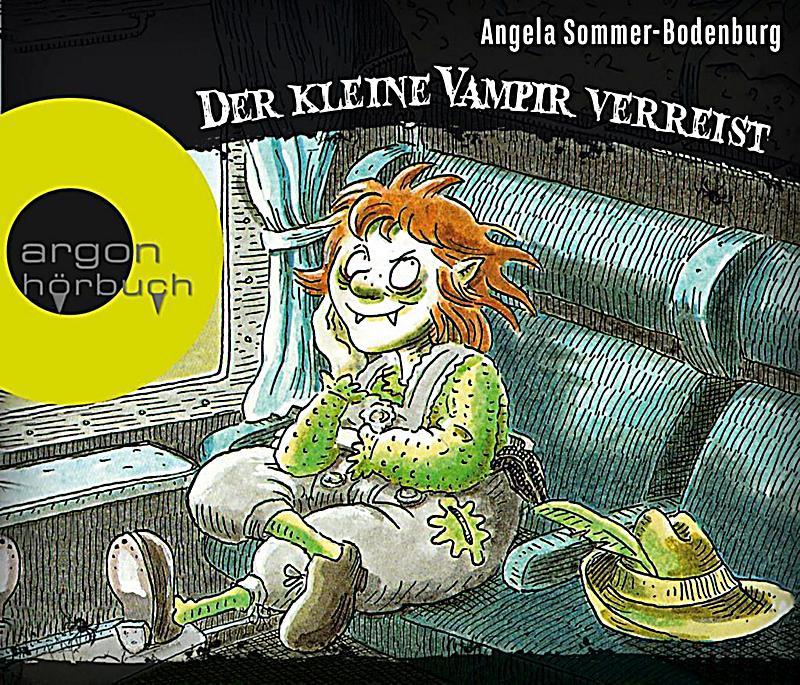 Image of Der kleine Vampir verreist, 3 Audio-CDs