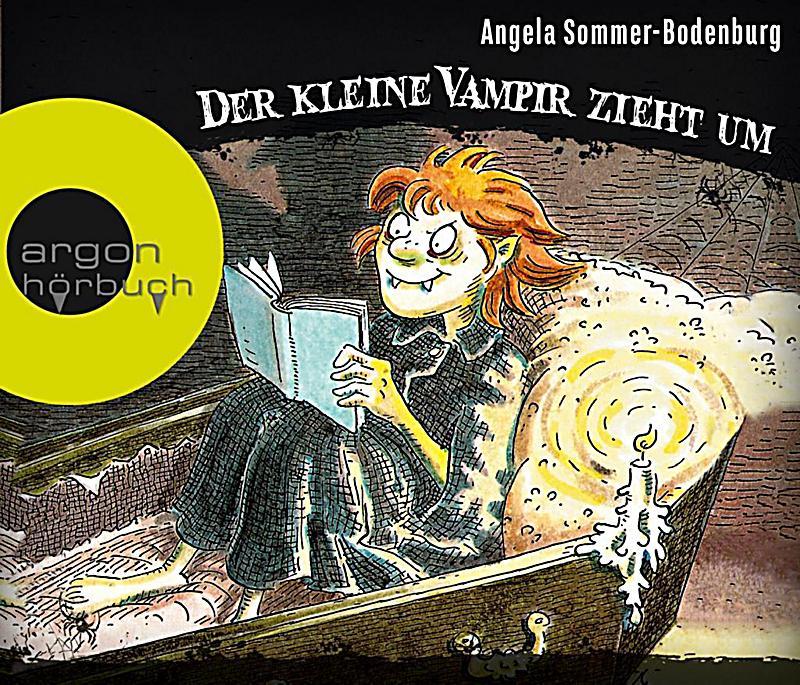 Image of Der kleine Vampir zieht um, 3 Audio-CDs