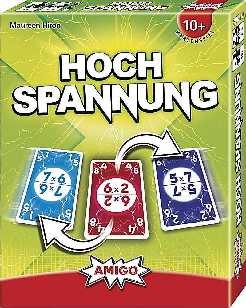 Image of Hochspannung (Kartenspiel)