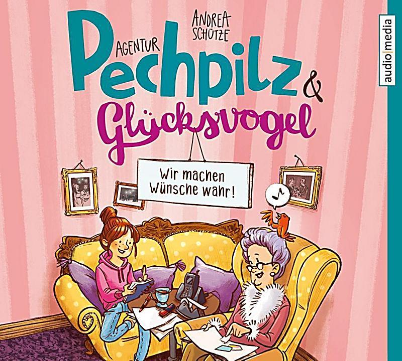 Image of Agentur Pechpilz & Glücksvogel, 2 Audio-CDs