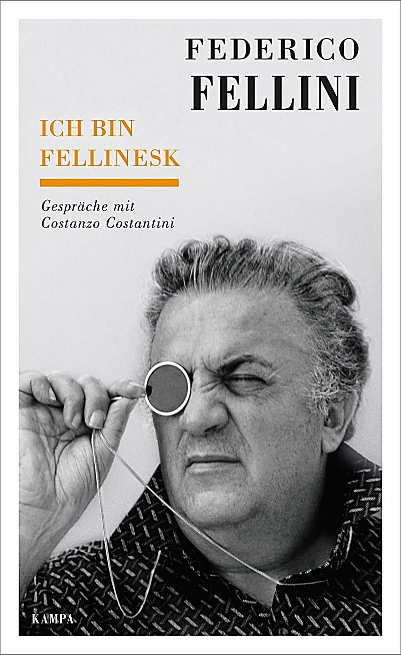 Image of Ich bin fellinesk