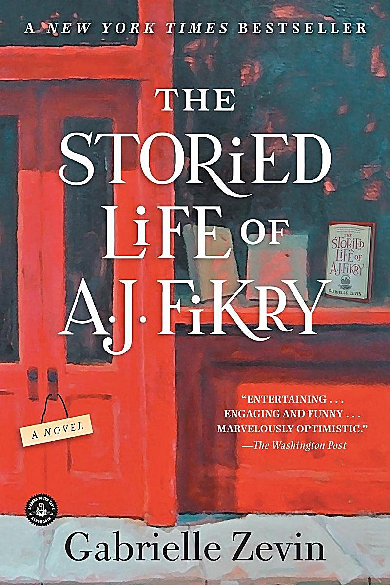 Image of The Storied Life of A. J. Fikry