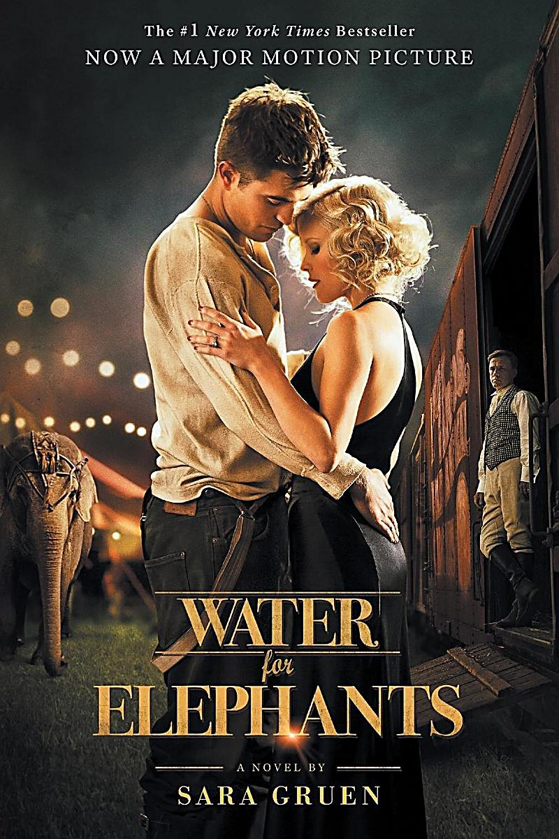 Image of Water for Elephants (movie tie-in)