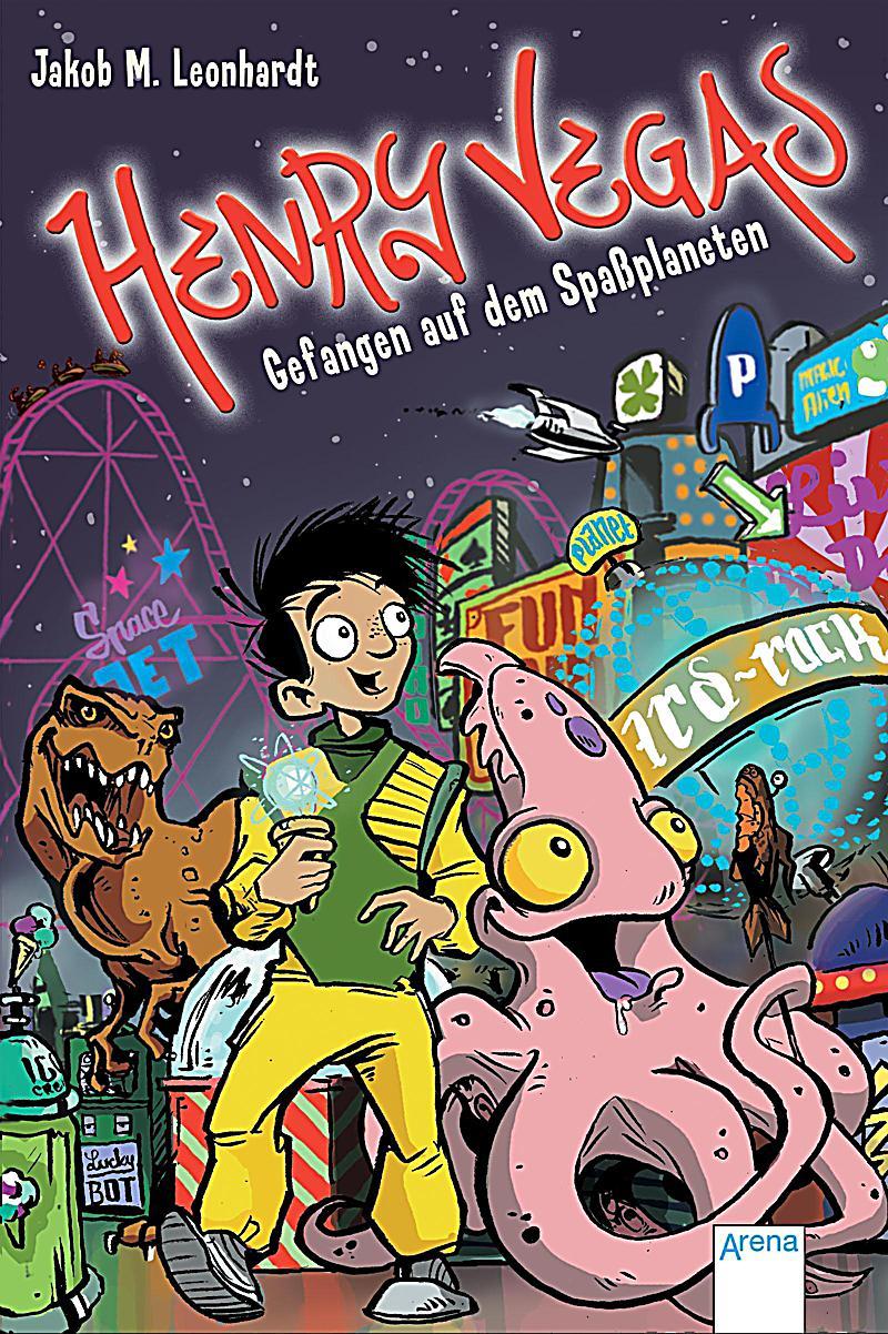 Image of Henry Vegas Band 2: Gefangen auf dem Spaßplaneten