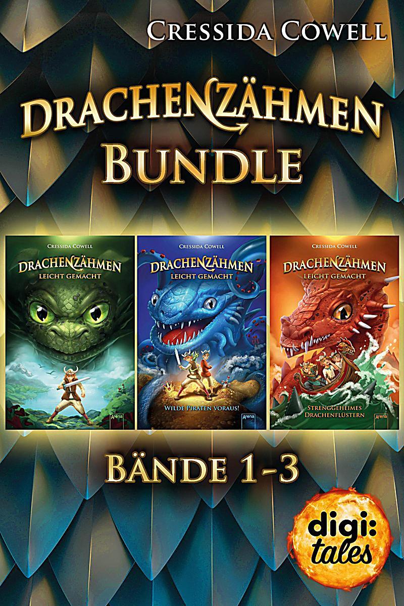 Image of digi:tales: Drachenzähmen leicht gemacht. Band 1 - 3 im Bundle