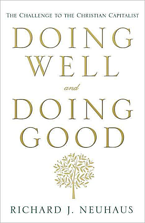 Image: Doing Well and Doing Good