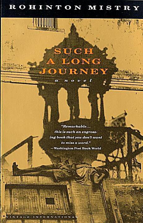 Vintage International: Such a Long Journey